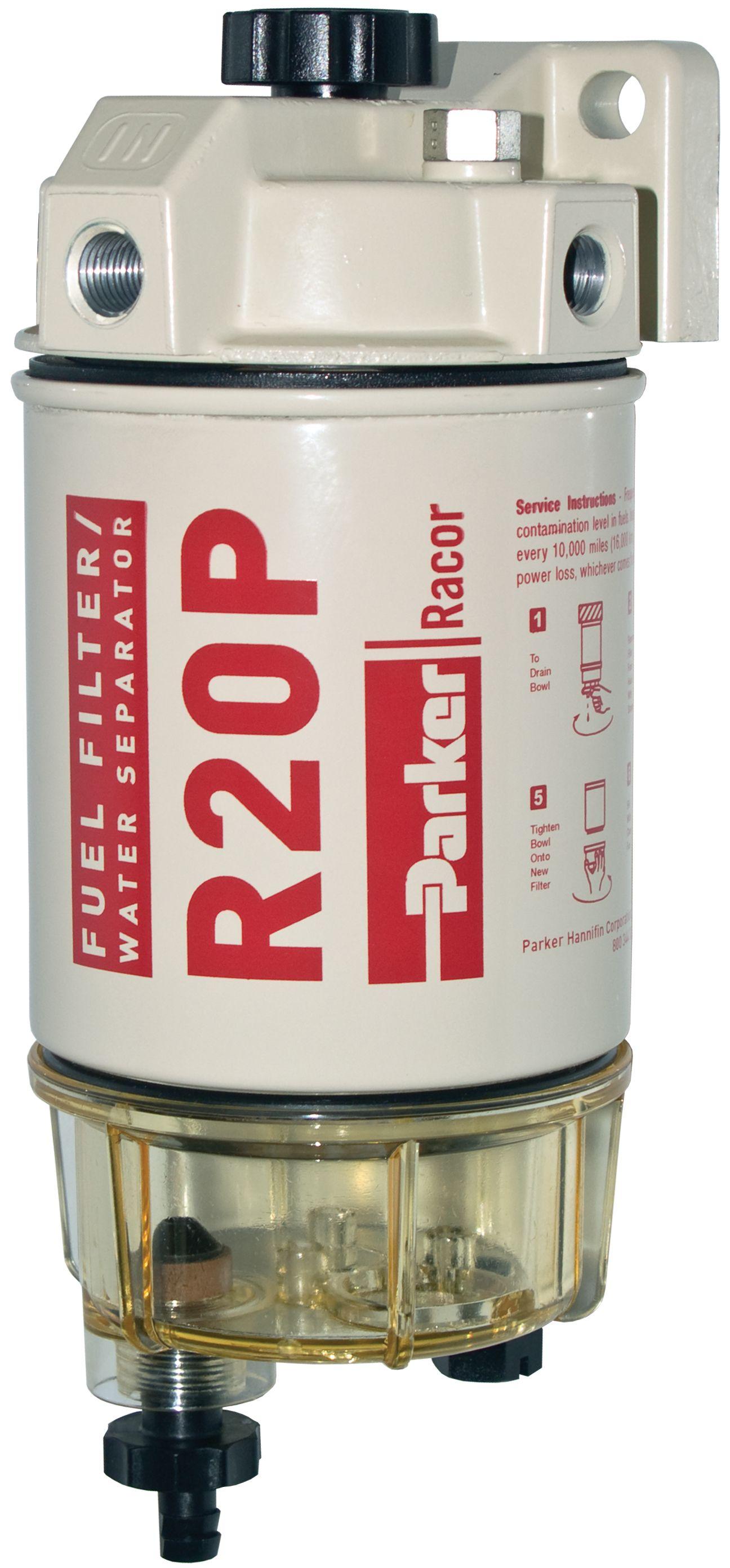 Racor 230r 230r2 230r10 230r30 Series Diesel Spin On Filter Fuel Housing Separators