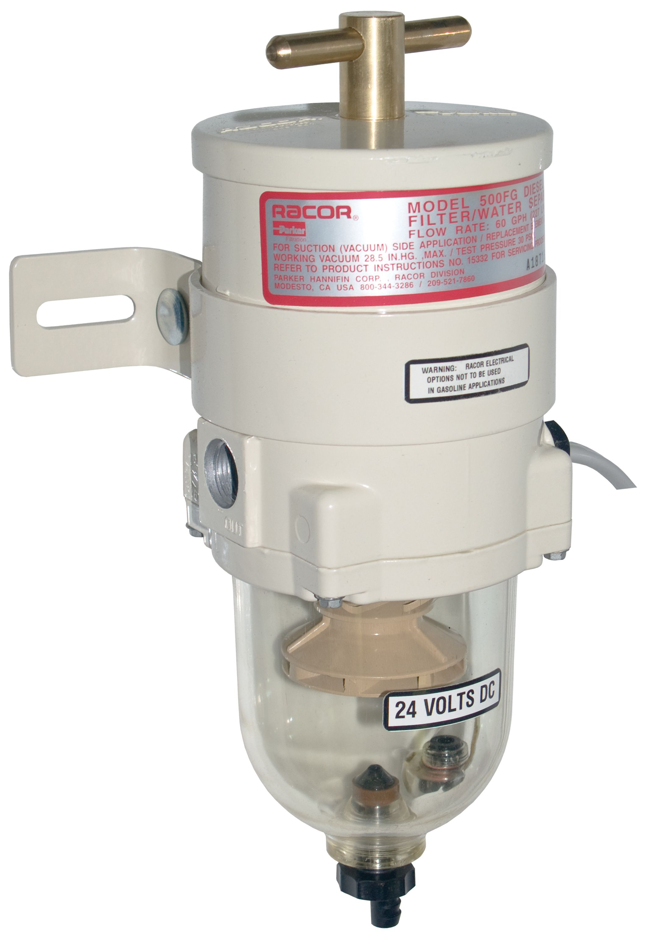 Ee C F Fa B Fed E on Filter Water Separator Fuel Heater